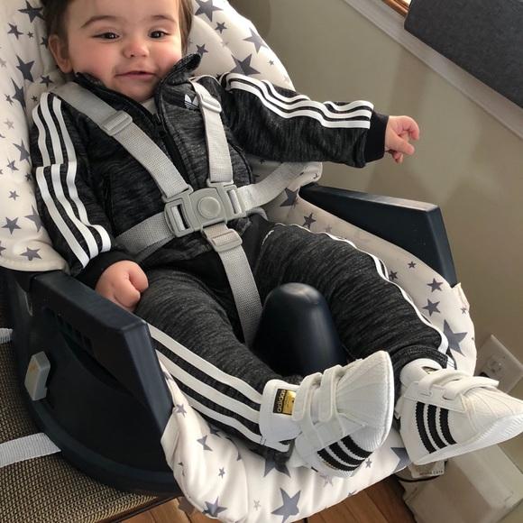 best loved 606e2 ca813 Adidas Originals Infant Superstar Tracksuit Set
